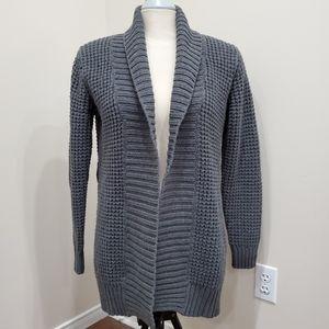 Old Navy/ Grey Knit Cardigan/ Size Large